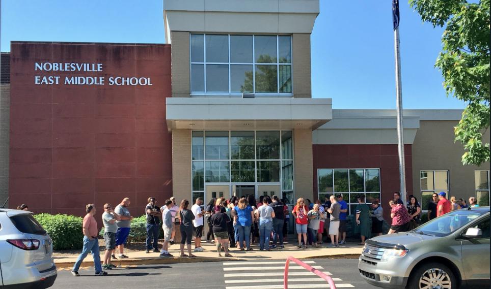 2 Injured in Middle School Shooting