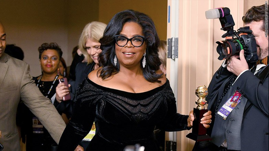 Oprah is Bringing Her Talents to Apple