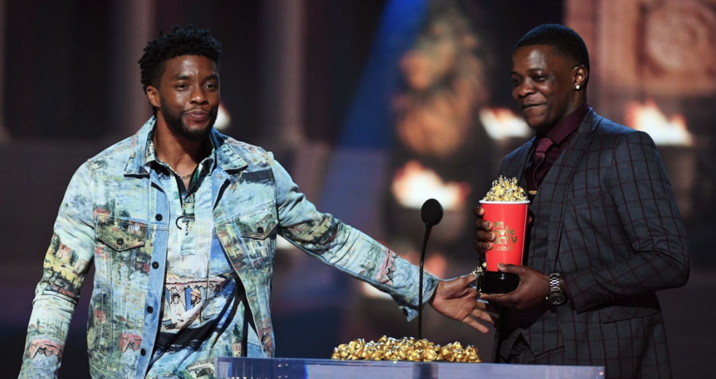 MTV and The Black Panther Honor A Real Hero