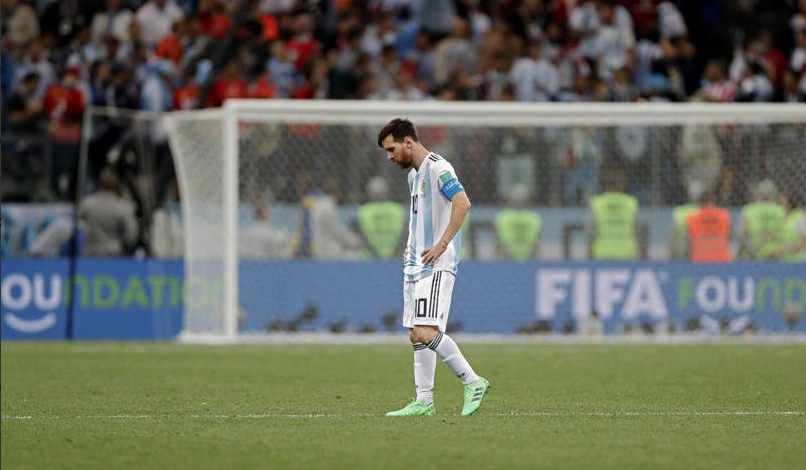 It's Starting To Get Messi For Argentina