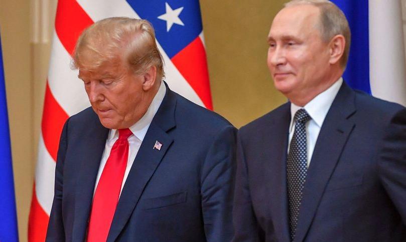 Can You Hear Putin Laughing in Russia?