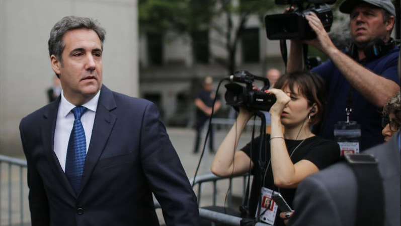 Wow! Trump's Own Lawyer Secretly Taped Him