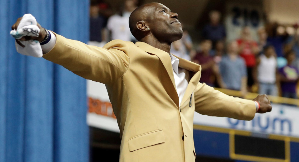 Hall of Fame Considers Change Cause T. O. Hurt Their Feelings