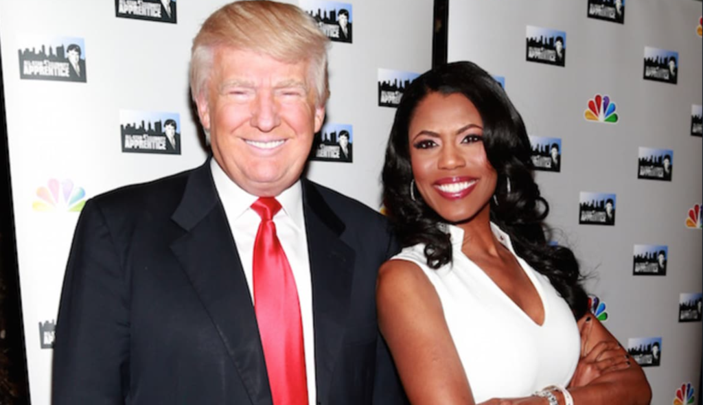 Fame Whore Omarosa Now Says Trump Is Racist & A Liar
