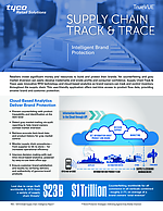 Product Brief: Supply Chain Track & Trace