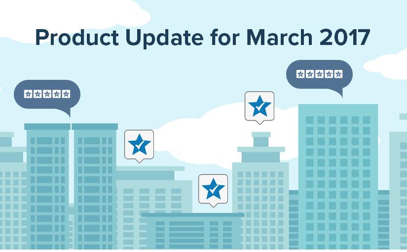 TrustSpot March Update
