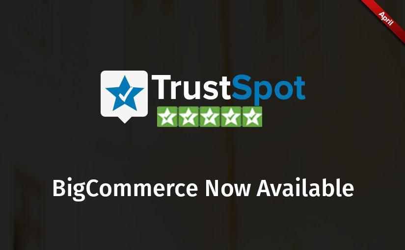 trustspot bigcommerce