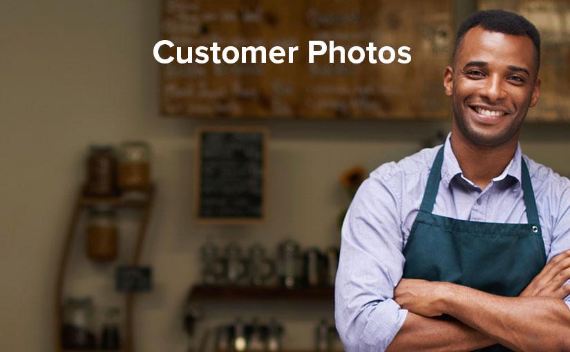 trustspot customer photos