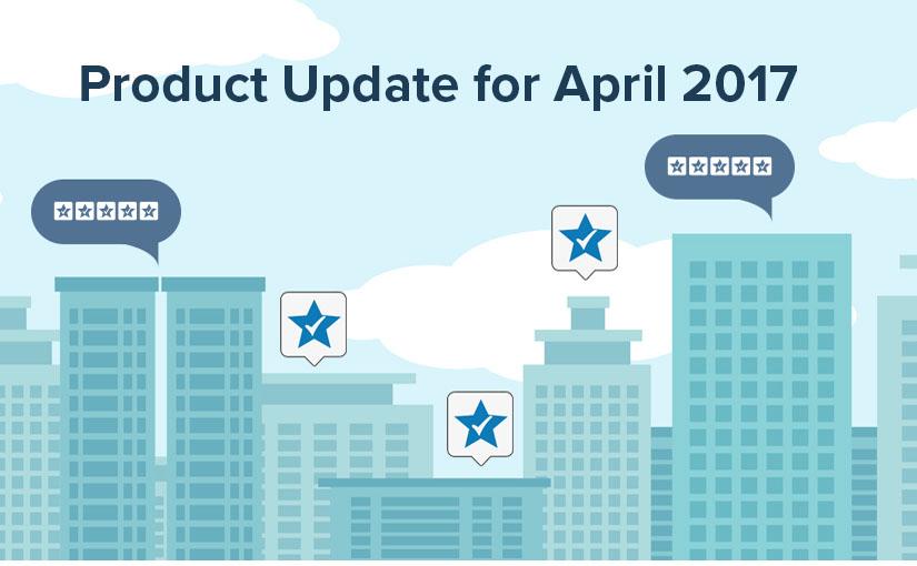 Trustspot April update