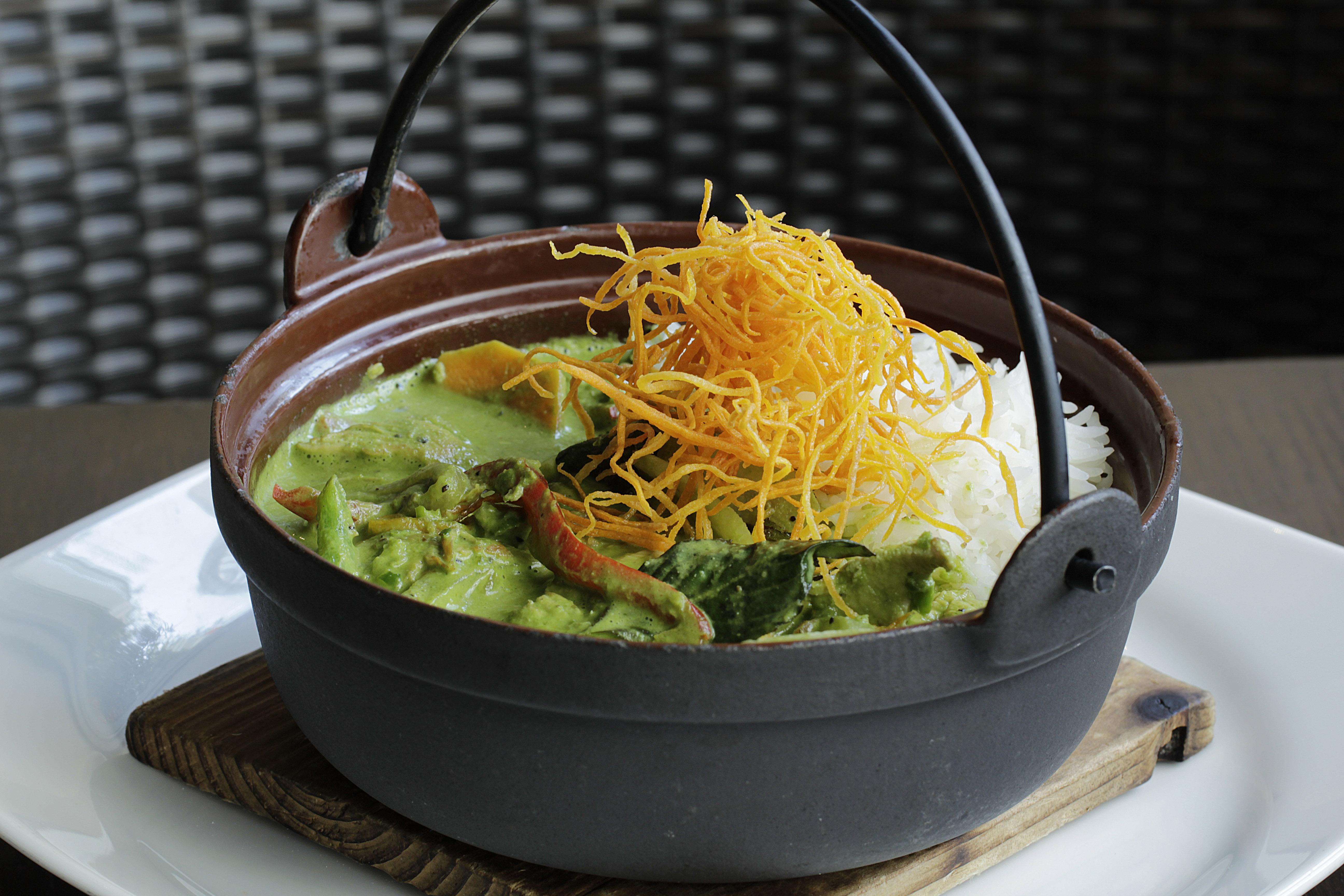 Malai Kitchen Caviar
