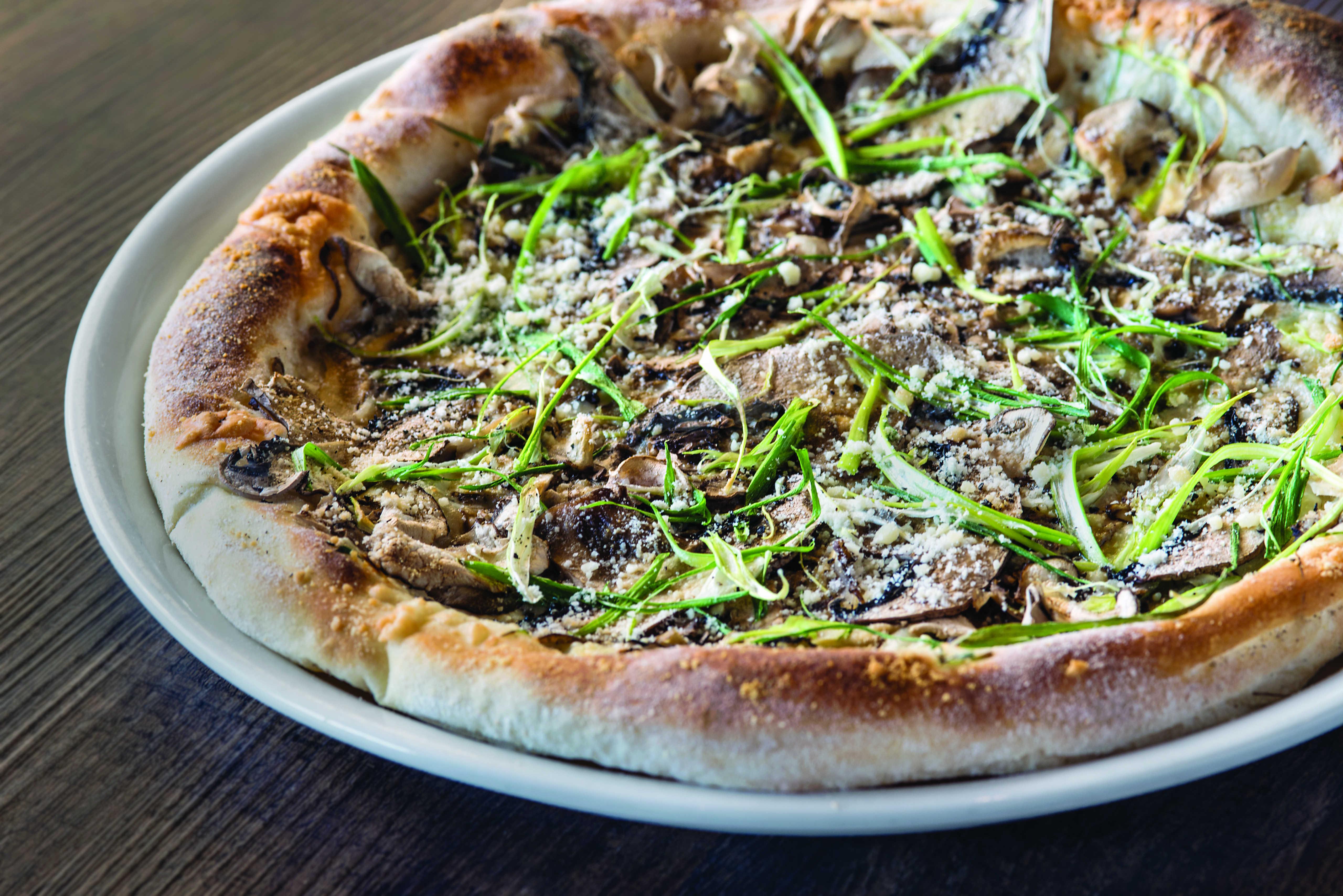 California Pizza Kitchen City Line Caviar