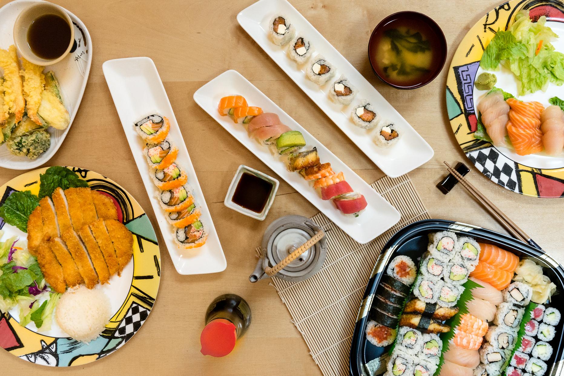 Kiki Japanese Restaurant Caviar