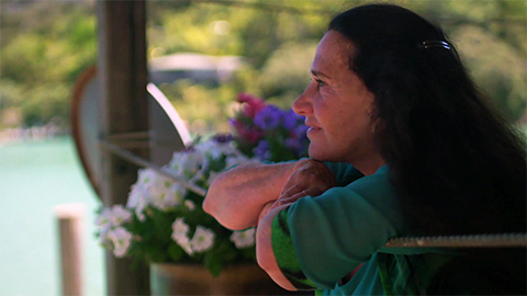 New Zealand Television profiles sailor-author-filmmaker, Lin Pardey