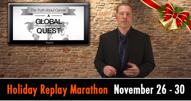 A Global Quest Replay Marathon
