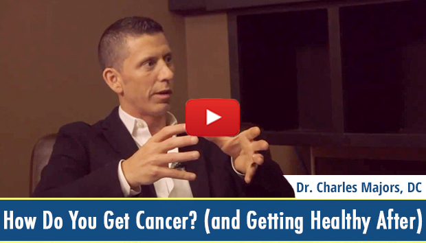 How do you get cancer and healthy after