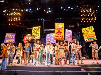 "Student-actors who performed ""Hair"" said participating in the show left them feeling motivated to promote social change in today's world. The title of the musical reflects the styles of '60s era hair, particularly that of the hippie community. 
