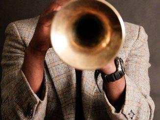 Daud El-Bakara plays the trumpet. He is going back to school to earn his bachelor's degree.| Darragh Dandurand Friedman TTN