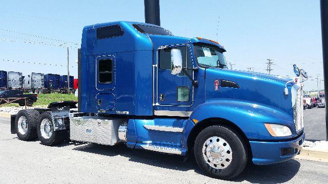 2012 Kenworth T660$67,950