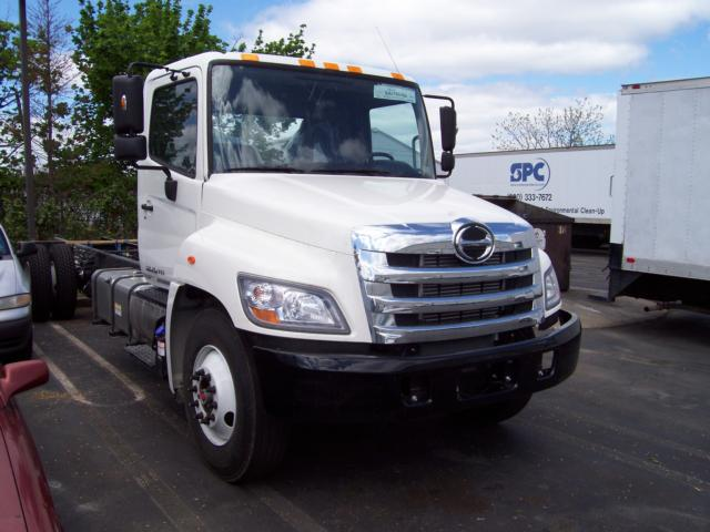 2015 HINO 268A with AIR RIDE Call for Price!