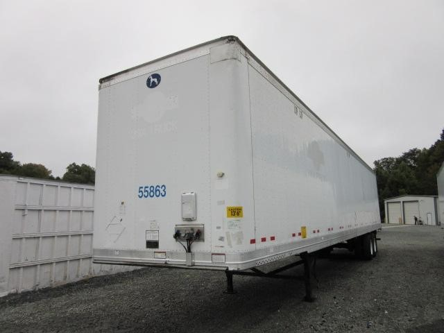 2005 GREAT DANE 2006 Air-ride Log Post Aluminum Roof Vans $11,900