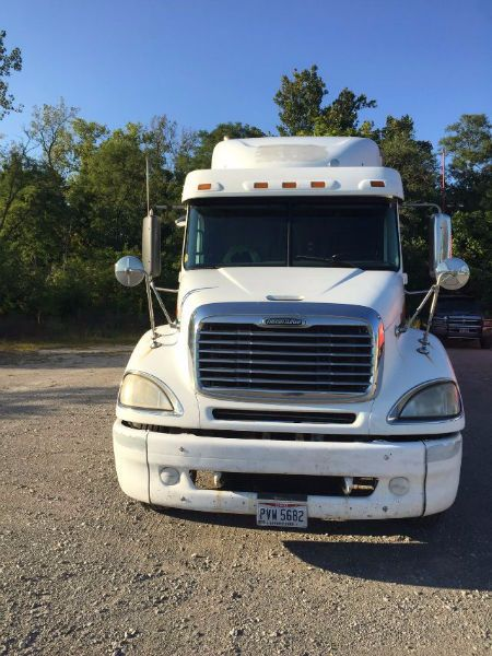 2007 Freightliner Cl - 120 Call for Price!