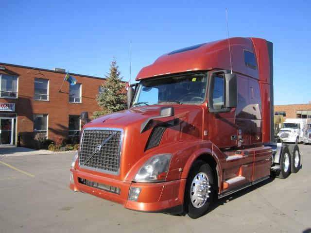 2014 Volvo VNL670$96,900