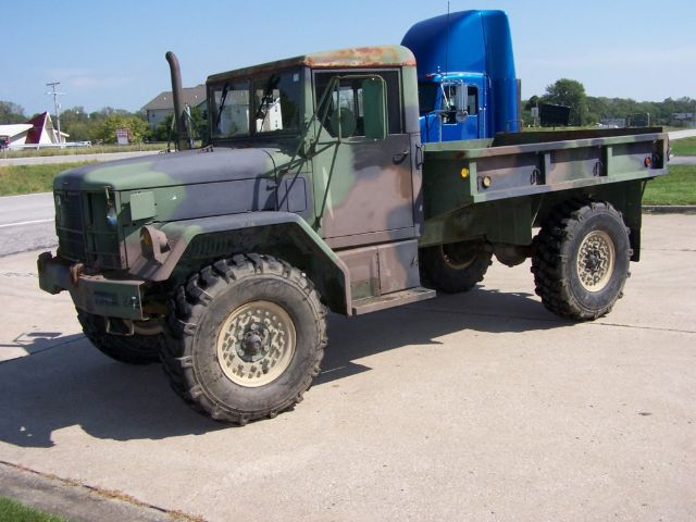 1992 Jeep M35A2