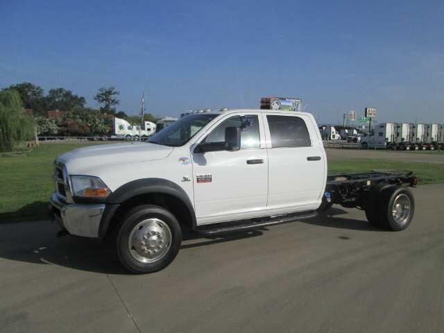 2011 Dodge 4500 $33,900