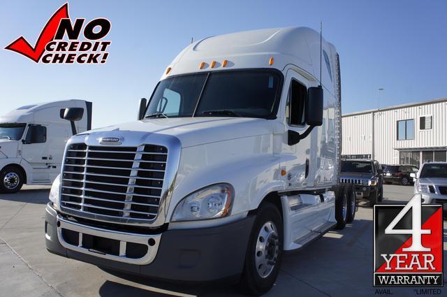 2012 Freightliner Cascadia $62,989