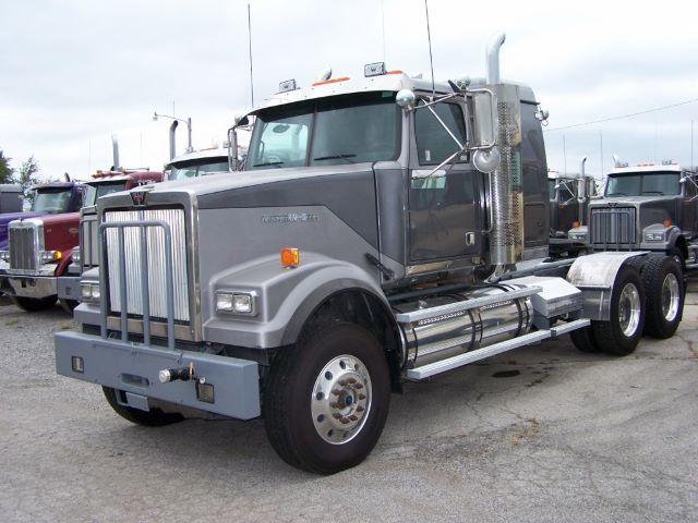 2008 Western Star 4900