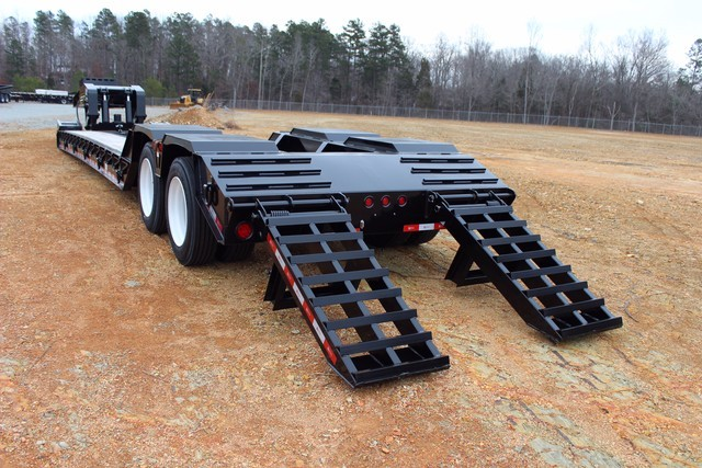 2016 kaufman 35 ton detachable lowboy  nationwide delivery