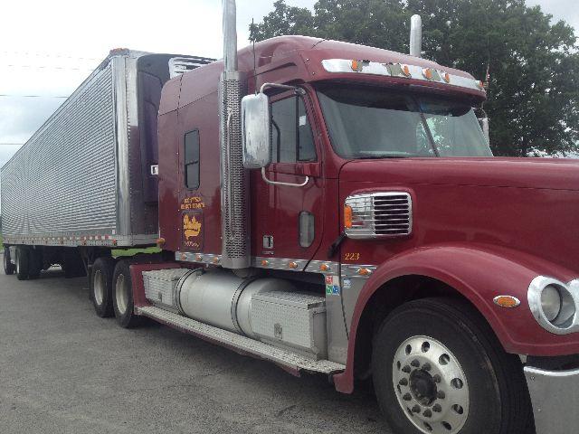 2007 Freightliner Coronado $35,000