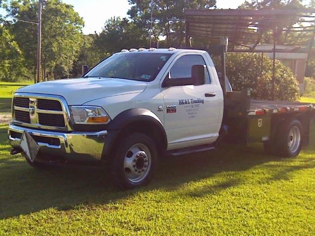 2012 Dodge Ram 4500 $29,000