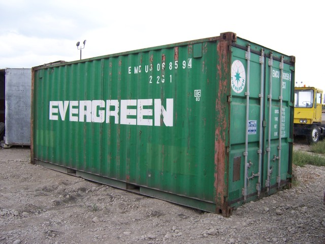 SHIPPING CONTAINERS - SEMI-TRAILER BIG BOX