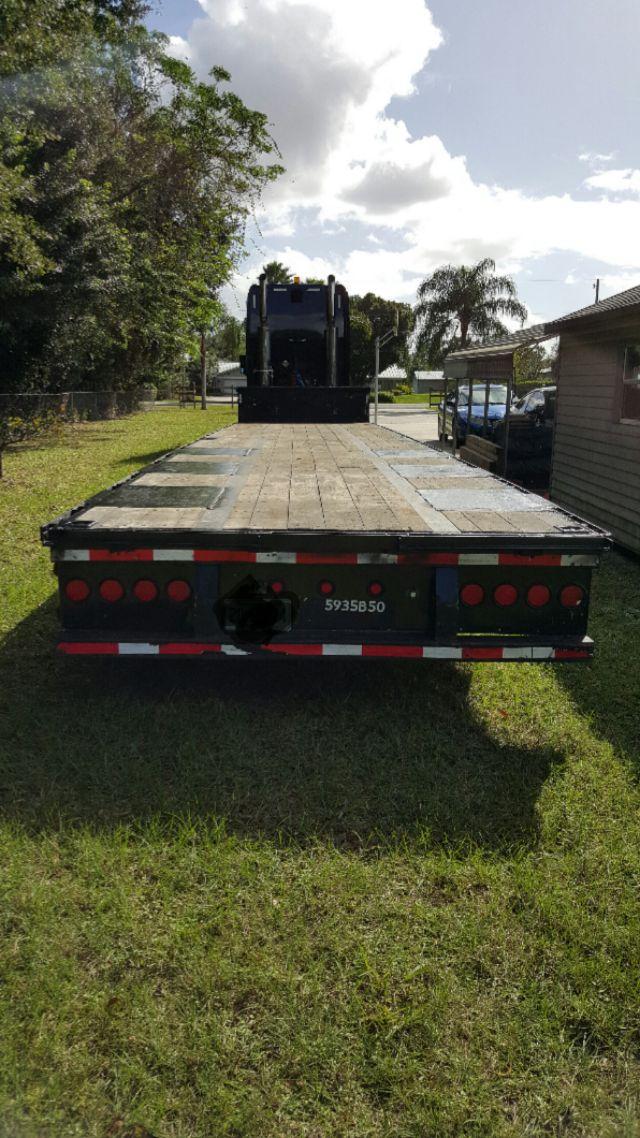 2009 DOONAN Low profile step deck $18,950