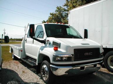 2006 GMC Topkick C5500$27,950