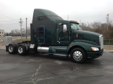 2012 Kenworth T660$69,950