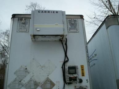 2007 Trailmobile 01AP | Carrier Solara Heater $10,000