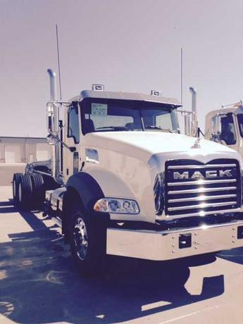 Locations Bruckners Truck Sales Amarillo Texas  2016 Mack GU813