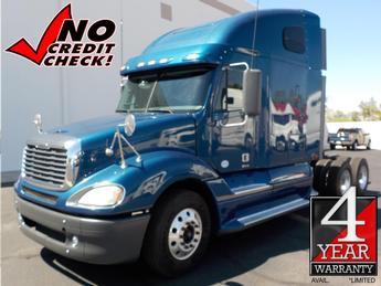 2009 Freightliner Columbia $46,989