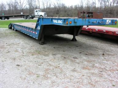 1990 Trail King Hyd. Tail & Winch