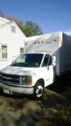 1999 GMC 3500 express Box Truck