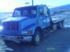 1999 International 4700 4 door flatbed