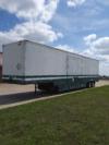 1986 Nabors 48ft Moving Van - Doors Both Sides - Clean- Log Post - FOB Dallas
