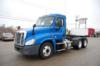 2012 Freightliner CASCADIA 125 DAY CAB W/ HYDRAULIC LIFT 5TH WHEEL