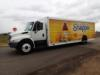 2008 International 4300 HACKNEY BEVERAGE TRUCK