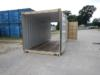 20' Double Door Shipping Storage Containers