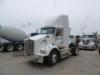 2007 Kenworth T800 Single Axle