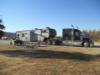 2014 Forest River ELEVATION 3616 toy hauler- 35500