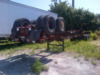 1989 Strick (2) 40' CHASSIS - TAMPA FL